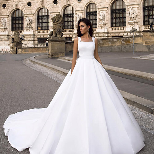 Oksana Mukha Wedding Dresses Collection 2017 Ballkleid Hochzeit