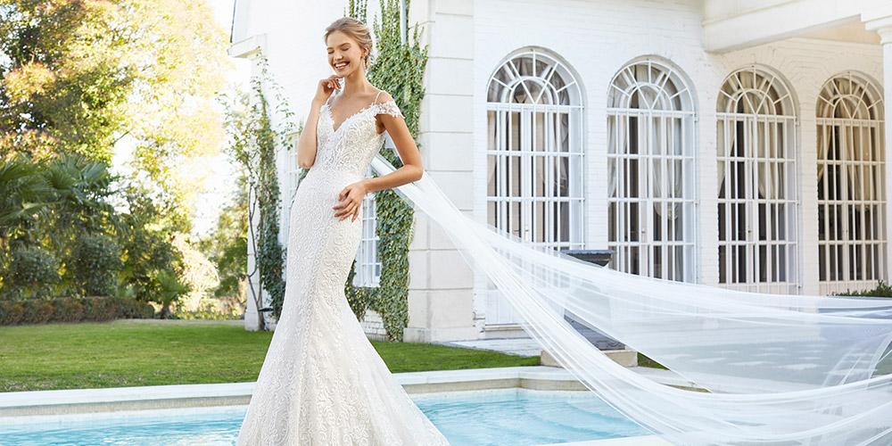 Oksana Mukha 2018 Wedding Dresses Brautkleid Prinzessin Kleid